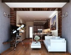Whether it is a matter of budgeting in an expensive urban market or a purposeful lifestyle choice for those minimalists who want to eliminate clutter, living in