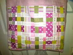 A ribbon tote bag for Mallory