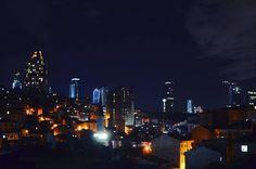 #night#cityview#buildings#light#gece#kent#isik