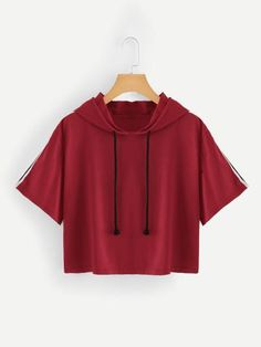 Shop the latest arrivals at ROMWE, always stay ahead of the fashion trends. Hundreds of new looks updated every day! Teen Fashion Outfits, Outfits For Teens, Cool Outfits, Casual Outfits, Cute Crop Tops, Tumblr Outfits, Love Clothing, Teenager Outfits, Aesthetic Clothes