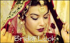 Head to my YouTube channel https://youtu.be/ryxKbsQSikU  My bridal look!!!