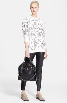 Stella McCartney Sweatshirt & Leggings  available at #Nordstrom
