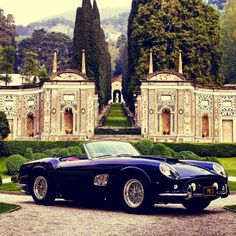 @Siempre Elegante Ferrari lifestyle.