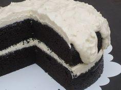 Puede que no os guste la cerveza negra pero, lo que os aseguro, es que en cualquier caso os va a gustar esta tarta: TARTA DE CHOCOLATE GUINESS. Es una tarta suave y no sabe para nada a cerveza. La ...