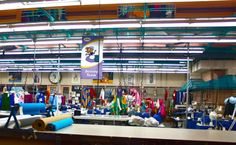 25,000 costumes are created in the costume department each year, you can see this on the Backlot Tour at Disney Hollywood Studio #Disneyhollywoodstudio #Disney #DBTN #WDW