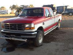 $8,000.00 - 1996 Ford F-250 powerstroke diesel