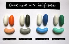 You asked for it….*white* sugru !