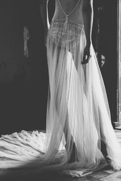 Lace Tulle Applique | Vera Wang Bride Spring 2016