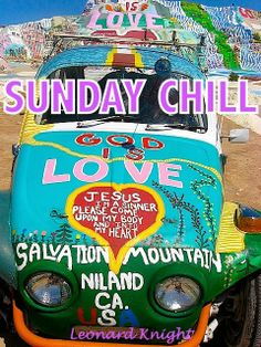 Sometimes you just have to let go and be free ♥ Wishing all you sunday sinners, bohemian treasure hunters and urban hippies . Salton Sea California, California Love, Boho Life, Hippie Life, Desert Life, Palm Desert, Slab City, The Big C, Salvation Mountain
