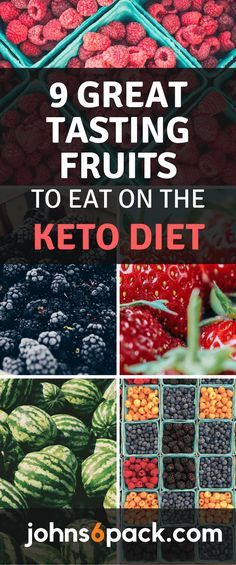 Here are 9 Great Tasting Fruits to Try on the Ketogenic Diet