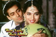 One of the biggest hits of Indian Cinema, Hum Apke Hai Kaun completes glorious twenty years. This Salman, Madhuri.....