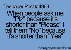 haha im gonna do this now lol Teenager Quotes, Teen Quotes, Funny Quotes, Funny Memes, Teenager Posts Sarcasm, Teen Memes, 9gag Funny, Memes Humor, The Familiar Of Zero