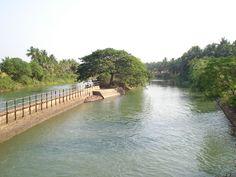 Ravulapalem one of the many Konaseema towns.