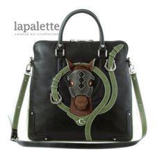 lapalette horse bag, сумки модные брендовые, www.bloghandbags.blogspot.ru