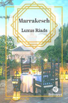 Hier findest du die besten Hotel Riads in der Altstadt von Marrakesch. #Marrakesch #Reisetipps #Marokko #Hoteltipp Hotels And Resorts, Best Hotels, Luxury Hotels, Travel With Kids, Family Travel, Moroccan Design, Morocco Travel, Trip Planning, Africa