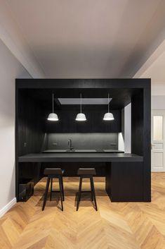 Byt z dílny archicraft ukazuje sílu jednoduchého designu | Insidecor - Design jako životní styl
