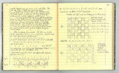 Paul Klee, Beiträge zur bildnerischen Formlehre, 1922. Bauhaus Weimar