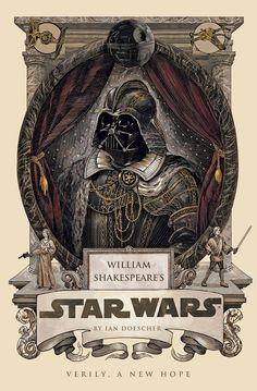 Nicolas Delort - William Shakespeare's Star Wars2