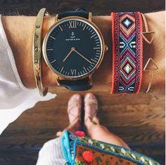 【ダニエルウェリントンの次はコレ!】KAPTEN&SONの腕時計がSNSで話題!キャプテンアンドサン | 美人部