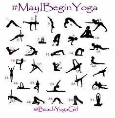 May Yoga Challenge!