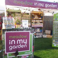 20 more garden shows & Christmas fairs booked for 2014 www.meadowinmygarden.co.uk/calendar