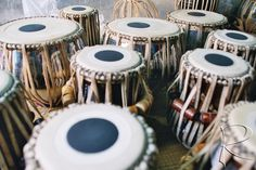 Indian 'Tabla' [Percussion]