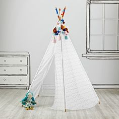 Lace Teepee Land of Nod