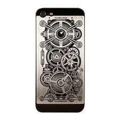 Luxe Plates: iPhone 5 Tourbillon//