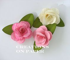 Creations on Paper: Flowers