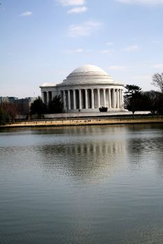 Thomas Jefferson, another beloved U.S. president, is memorialized in this monument along the picturesque Tidal Basin (especially during cherry blossom season).
