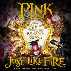 Alice Through the Looking Glass Soundtrack by Danny Elfman. Alice -- Saving the ship -- Watching time -- To the rescue -- Hatter house -- The red queen -- The chronosphere -- Warning hightopps -- Tea time forever -- Oceans of time -- Hat heartbreak -- Asylum escape -- Hatter's deathbed -- Finding the family -- Time is up -- World's end -- Truth -- Goodbye Alice -- Kingsleigh & Kingsleigh -- Seconds song -- Friends united -- Time's castle -- The seconds -- Clock shop -- They're alive