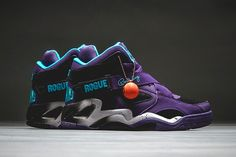 brand new 33958 b8258 ewing-rogue-hornets-away-1 Shoes Sneakers, Nike Shoes, Ewing