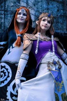 impressive zelda Cosplay in America Tumblr That's my friend as Midna, she's so awesome! ^_^