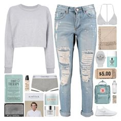 """""""i will keep you from the world outside // tag"""" by anavukadinovic ❤ liked on Polyvore featuring Boohoo, Maison Margiela, NIKE, Topshop, La Mer, Kocostar, Clinique, NARS Cosmetics, Casetify and adidas"""