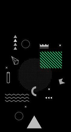 Whats Wallpaper, Graphic Wallpaper, Dark Wallpaper, Geometric Wallpaper, Screen Wallpaper, Mobile Wallpaper, Wallpaper Backgrounds, Iphone Wallpaper, Geometric Background