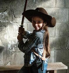 Judith Grimes, The Walking Dead, Cowboy Hats, Walking Dead