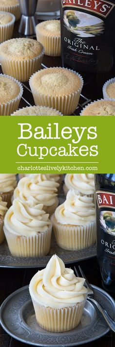 Adapt for gf. Perfect topped with Baileys buttercream and perhaps a hidden Baileys truffle centre too!