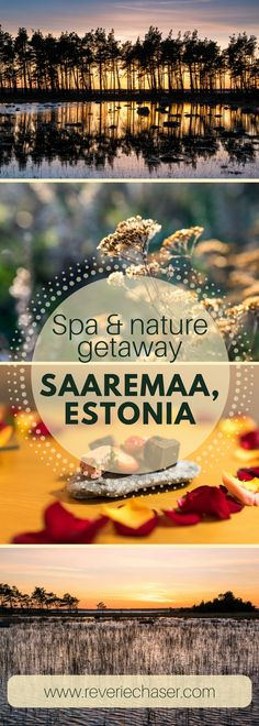 The most tranquil yet developed island for the whole family to have the best vacation at! Small babies, older kids and romantic couples will have the best time in Saaremaa in Estonia! #estonia #spa #islandlife #extraordinary #vacation #getaway