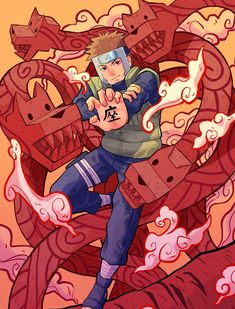 A gallery with the coolest fan art from Naruto, from fans to fans Anime Naruto, Naruto Shippuden Sasuke, Yamato Naruto, Naruto Boys, Naruto Fan Art, Naruto Sasuke Sakura, Naruto Cute, Manga Anime, Naruto Wallpaper
