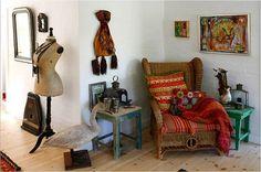 ❁ Home & Garden ❁: Ambiance bohème