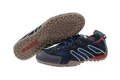 Geox Snake Schuhe blau navy (U4207J 02214 CF44R)