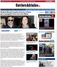 Corriere Adriatico - 29 gennaio