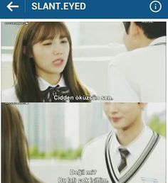 Discover latest images taken by Sizlerde replik gönderin ( ). Check latest medias from and share them Sassy Go Go, Latest Images, Korean Drama, Kdrama, Anime, Notes, Manga, Instagram, Tights