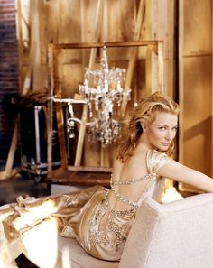Cate Blanchett by Regan Cameron, InStyle, August 2006