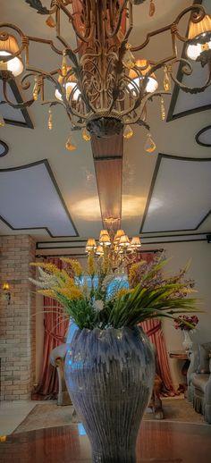 A Stunning Mediterranean Villa At The Bellagio New Cairo Interior Design EgyptProjectsVillas