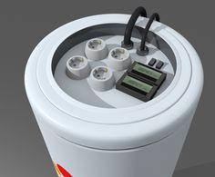 Keshe Foundation Power Supply - Magrav Plasma Power Production Unit - Home Version - a - October 2015 Futuristic Technology, Washing Machine, Foundation, Survival, Home Appliances, The Unit, October, Vehicle, English