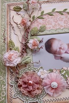 Beautiful Scrap book layouts