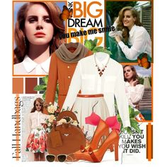 """""""Lana Del Rey"""" by limass on Polyvore"""