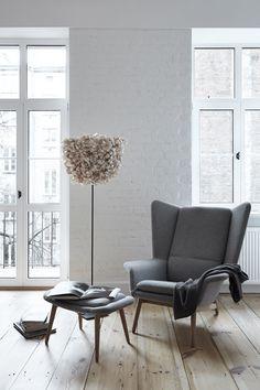 INTERIOR DESIGNER & STYLIST: Agnieszka Suchora / PHOTOGRAPHY & POSTPRODUCTION: Jola Skóra // floor lamp: BAZUR proj. Karina Królak & Patka Smirnow / armchair with footstool: BoConcept