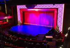 The Royal Court Theatre - The Queen Mary 2  Photo:  Calvin Wood